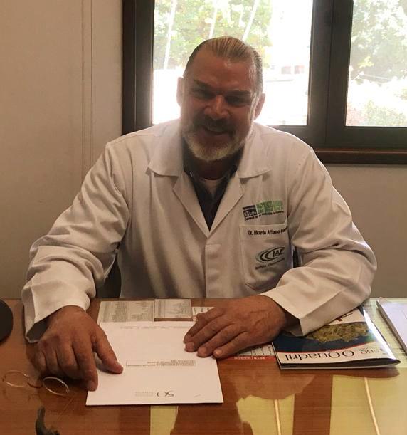 Dr. Ricardo Affonso Ferreira